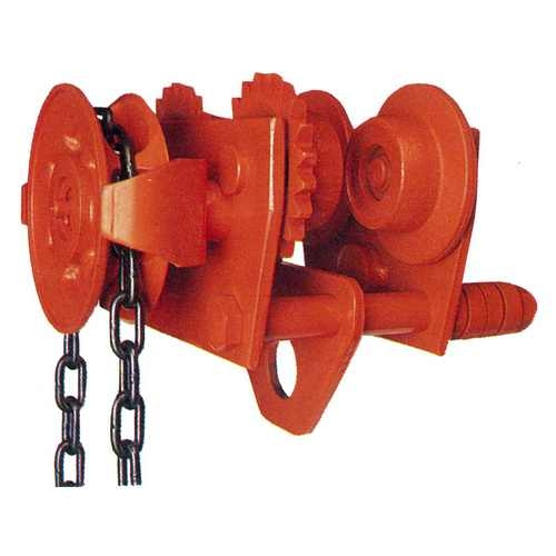 HHM GT5 Geared Trolley for Chain Hoist