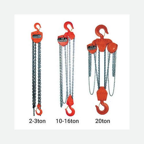 HHM  Manual Chain Hoist » H-50A