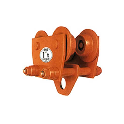 HHM Trolley for Chain Hoist » PT5 Plain Trolley