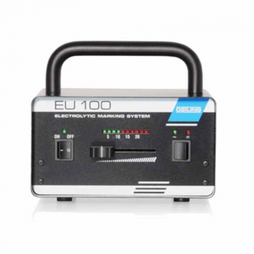 HHM  Electrolytic Marking Systems » EU 100