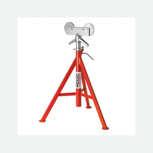 RIDGID Roller Head Pipe Stands