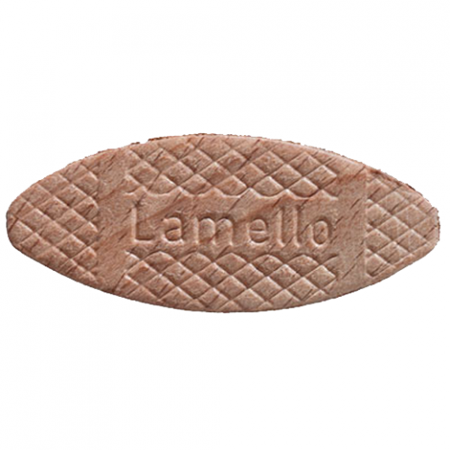 Lamello Wood Join Biscuit 47mmL x 15mmW x 4mmT Size0 (1000pcs)