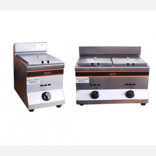 Gas Fryer (Counter Top) (II)