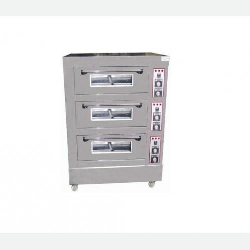 Gas Oven (II)