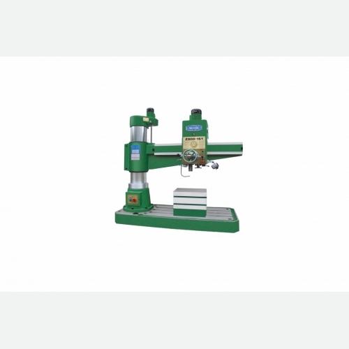 Radial Drilling Machine (II)