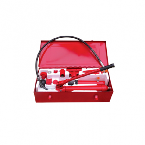 10 Ton Hydraulic Power Jack with Iron Casing (II)
