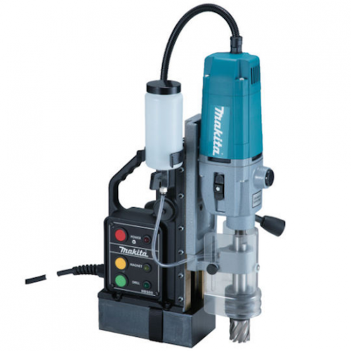 Makita Magnetic Drill 1150W, 650rpm, 50mm, 19kg HB500