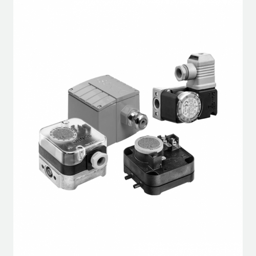 Pressure Switches for Gas & Air