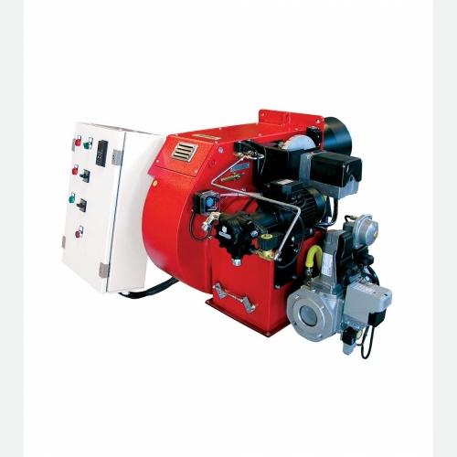 Ecoflam Multicalor Series (Dual Fuel-Gas/Light Oil)