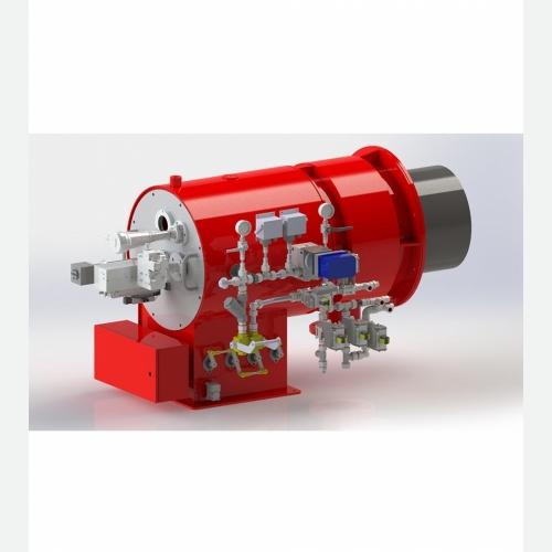 DIB Series (Gas, Heavy Oil, Light Oil/ Diesel, Dual Fuel)