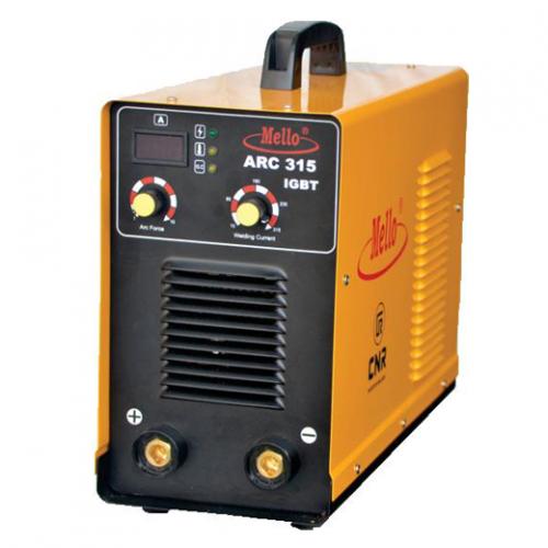 MELLO ARC Inverter Welding Machine (IGBT) 20-270A, 14kg ARC315