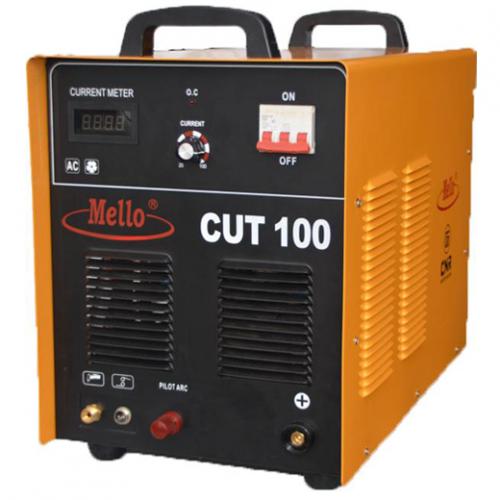 Mello Inverter Air Plasma Cutting Machine 40mm, 20-100Amp CUT100