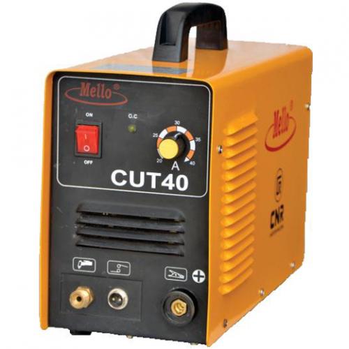 Mello Inverter Air Plasma Cutting Machine 12mm, 20-40Amp CUT40