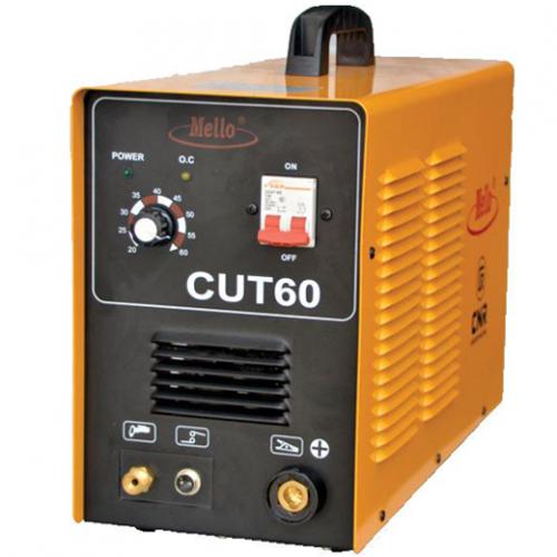 Mello Inverter Air Plasma Cutting Machine 20mm, 20-60Amp CUT60