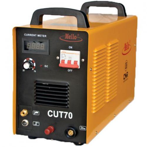 Mello Inverter Air Plasma Cutting Machine 25mm, 20-70Amp CUT70