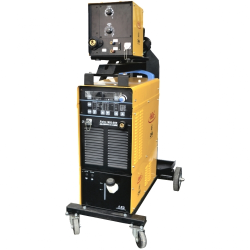 Mello MIG Welding for Aluminium with Feeder 30-500Amp, MIG500P