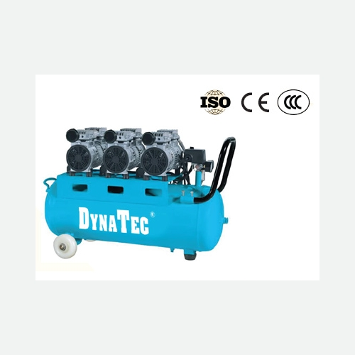 DYNATEC OIL FREE AIR COMPRESSOR OC-4-100