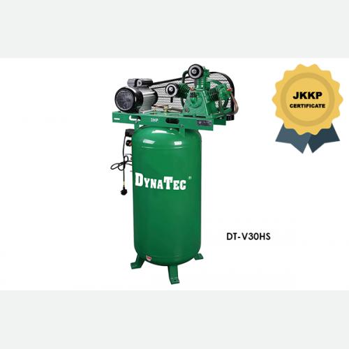 DYNATEC BELT DRIVEN AIR COMPRESSOR ( WITH JKKP CERTIFICATE) DT-V30HS