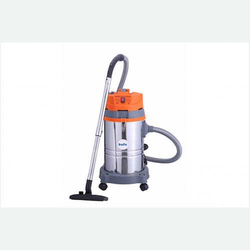 DYNATEC STAINLESS STEEL WET & DRY VACUUM CLEANER DTVC-30-1