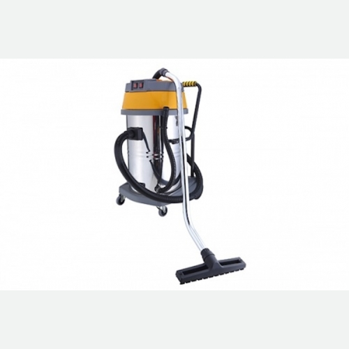 DYNATEC STAINLESS STEEL WET & DRY VACUUM CLEANER DTVC-70-2