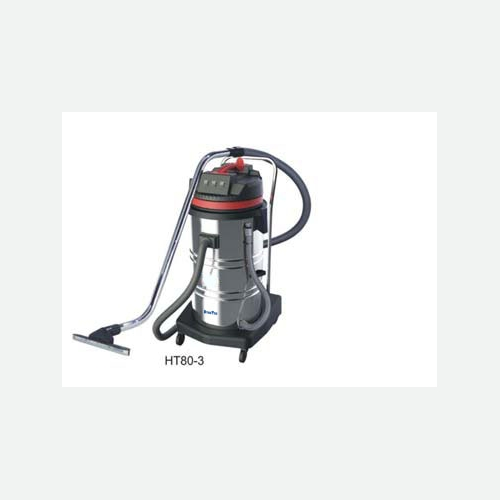 DYNATEC HEAVY DUTY INDUSTRIAL WET & DRY VACUUM CLEANER DTVCHT-80-3