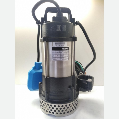 TERAL APL SERIES SUBMERSIBLE WATER PUMP (AUTO) 50APLA5.4S (0.4KW/1/2HP/2