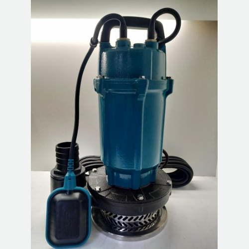 LEO SUBMERSIBLE WATER PUMP ( AUTO )  QDX10-18-1.1A (1.1KW/1.5HP/2