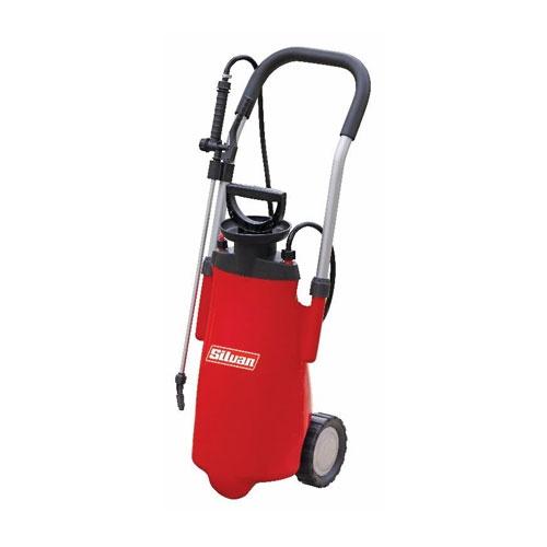 12L Heavy Duty Trolley Pressure Sprayer TR12 2