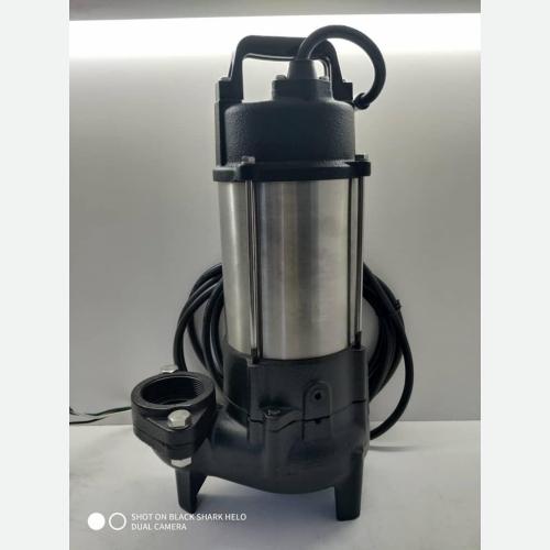 TERAL APV SERIES SUBMERSIBLE SEWAGE WATER PUMP (MANUAL) 50APV5.75(3) (0.75KW/1.0HP/2