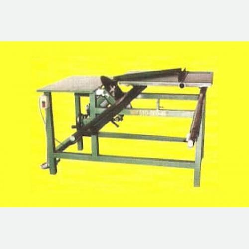 45 Degree Sliding Table Circular Saw Machine