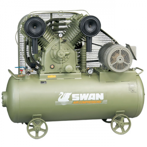Swan Air Compressor 7Bar, 20HP, 710rpm, 2000L/min, 560kg SVP-220