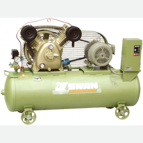 Swan Air Compressor 8Bar, 5Hp, 620rpm, 545/min, 168kg SVU-205N