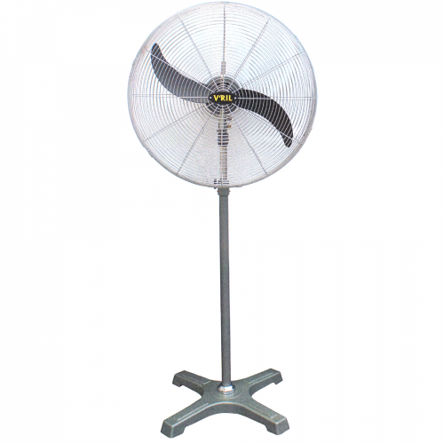 VRIL Industry Stand Fan 26