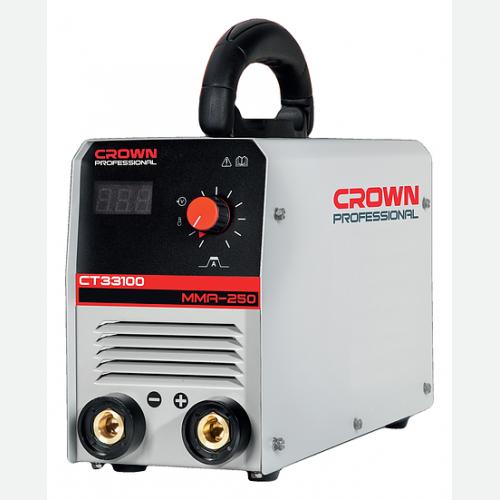 CROWN INVERTER WELDING MACHINE (MMA) CT33100