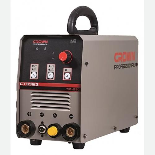 CROWN INVERTER WELDING MACHINE (TIG) CT33123