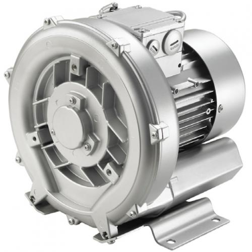 Greenco Ring Blower 1.1kw, 3500L/min, 160mbar, 21kg 2RB510-7AA11