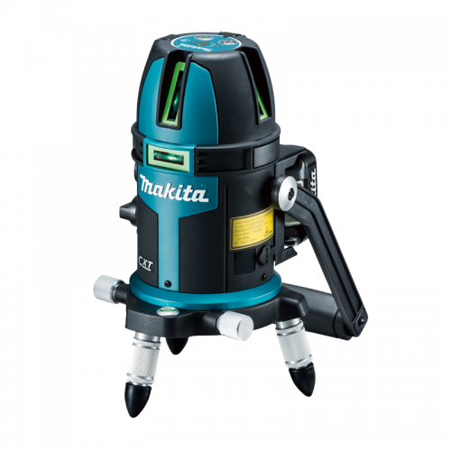 12Vmax Rechargeable Green Multi Line Laser