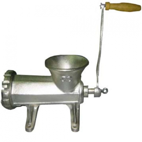 The Baker Manual Meat Mincer, Cast Steel M32C