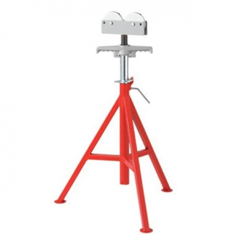 Ridgid Rolller Head Low Pipe Stand RJ-98 24