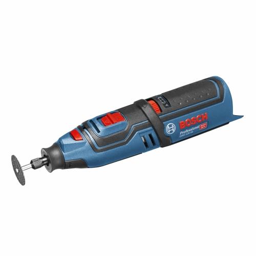 Bosch Cordless Rotary Tool GRO12V-35, 12V, 3.2mm, 5000~32000rpm, 1kg, ( SOLO )