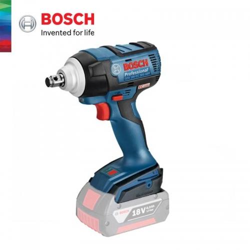 Bosch Cordless Impact Wrench GDS18V-EC300ABR, 18V, Brushless Motor, Dr.1/2″, 300Nm, ( SOLO )