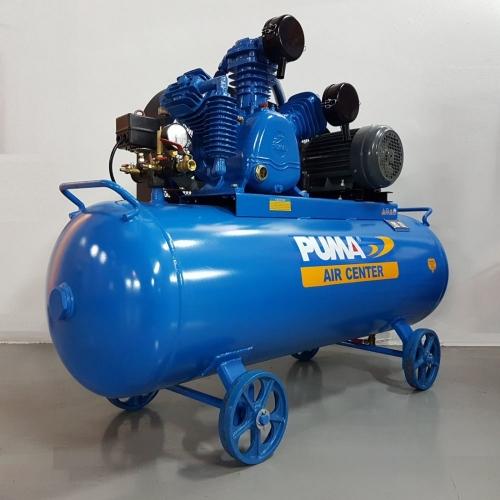 PUMA AIR COMPRESSOR BELT-DRIVE TWO STAGE 5HP/3.75KW/578L/MIN/960RPM TK-5020