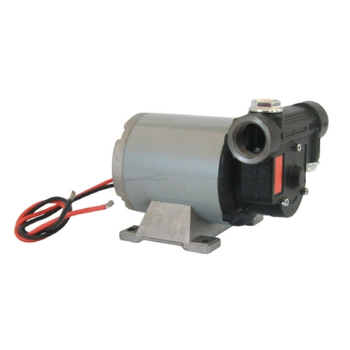 Adam PB12V60: Diesel Transfer Pump, Flow Rate: 60L/min, Maximum Pressure: 2Bar, 12V, 8kg