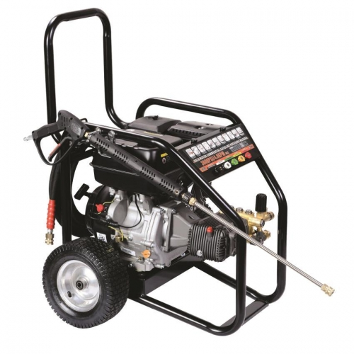 DANAU MITSUBISHI HIGH PRESSURE CLEANER C/W GT300 MITSUBISHI ENGINE (13HP,248BAR,3600PSI/18.1L-MIN)