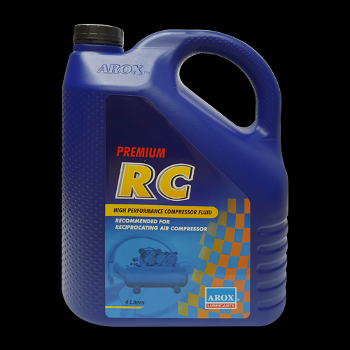 AROX RC COMPRESSOR OIL 4 LITRE RC8264LITRE