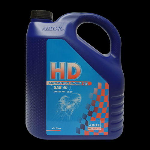 AUTOMOTIVE ENGINE OIL SAE40 4LITRE HD-4L