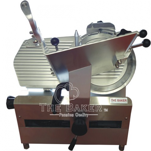 The Baker Meat Slicer 550W, 0-11mm, 12