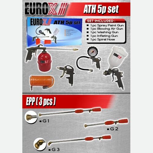 EURO X Air Blow Gun Air Duster