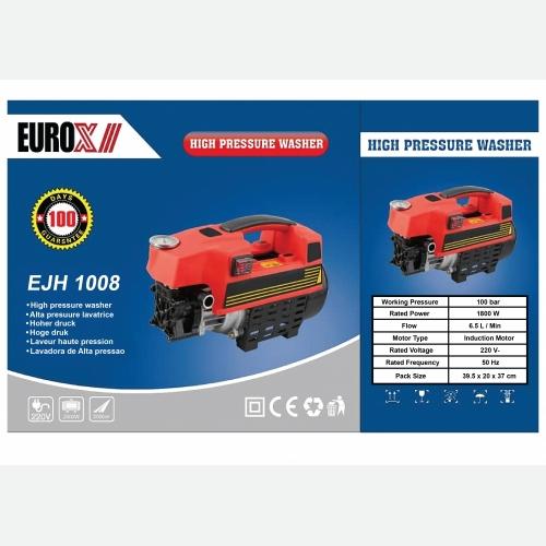 EURO X EJH 1008 High Pressure Washer