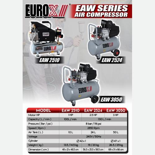 EUROX EAW SERIES (L) AIR COMPRESSOR